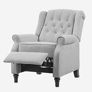 YANXUAN Pushback Recliner Chair